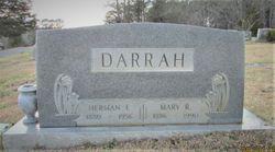Mary Riggs <I>Crump</I> Darrah