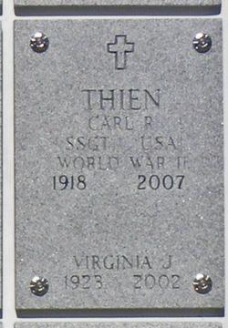 Carl R Thien