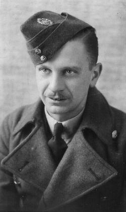 Sergeant (Air Gnr.) Leopold Gordon Alexander