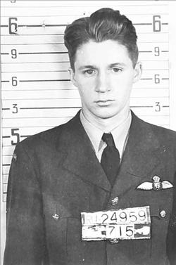 Flying Officer Roland Raymond Amey