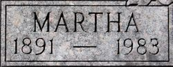 Martha <I>Betz</I> Rose