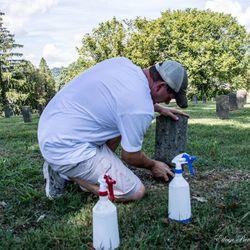 Historic Grave Preservation