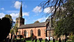 St. Giles' Churchyard