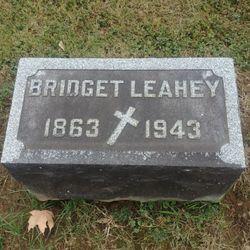 Brigid <I>Carberry</I> Leahey