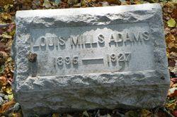 Louis Mills Adams