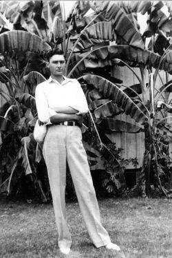 Cecil Albert Rains