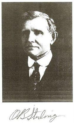 Oliver Bryan Sterling