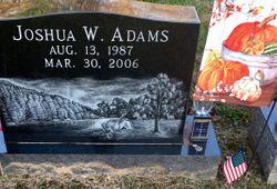Joshua W. Adams