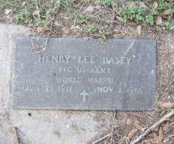 Henry Lee Basey
