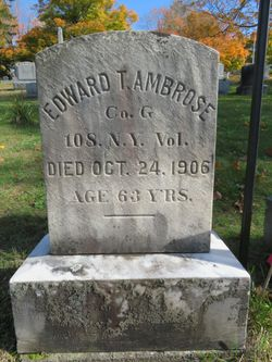 Edward T Ambrose