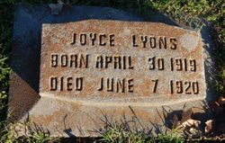 Joyce Lyons