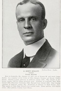 Alexander Scott Bullitt