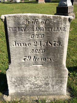 Unknown Heyland