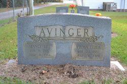 """Wilma Leila """"ILA"""" <I>Harvey</I> Avinger"""