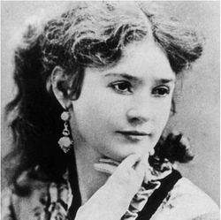 "Simone ""Eleanore Dumont, Madame Mustache"" Jules"