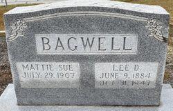 Lee D Bagwell