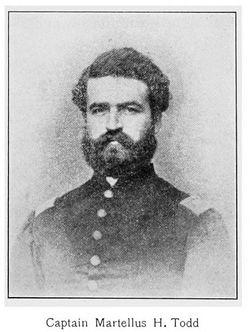 Capt Martellus Harmon Todd