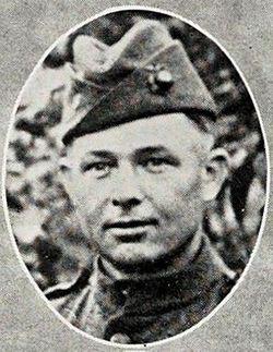 CPL James Arthur Wray