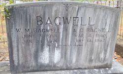 Albert G Bagwell Jr.