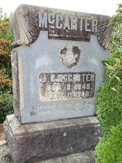 John Cleveland McCarter