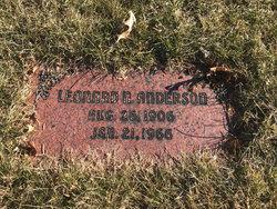 Leonard Nordeen Anderson