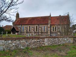 St. James's Churchyard