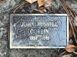 John Russell Corbin