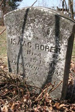 Isaac Rorer