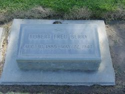 "Robert Frederick ""Fred"" Berry"