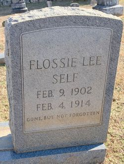 Flossie Lee Self