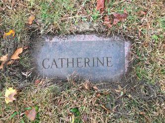 Catherine Gertrude <I>Leahey</I> Bonnoyer