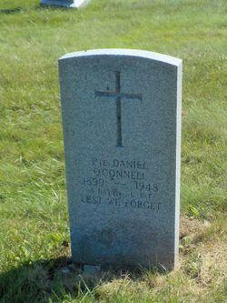 PVT Daniel O'Connell