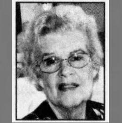 Shirley Louise <I>Toler</I> Gates McFalls
