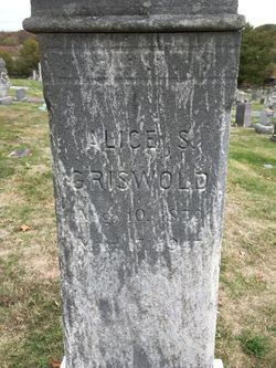 Alice S Griswold