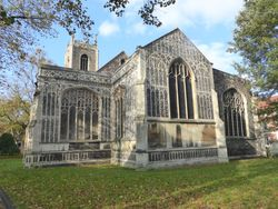 St. Michael of Closany Churchyard