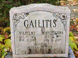 Vilhelms Gailitis