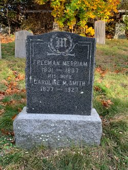 Freeman C Merriam