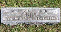 John D Cripe