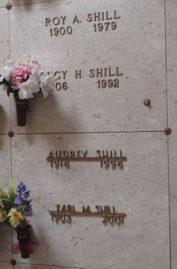Audrey <I>Lightbody</I> Shill