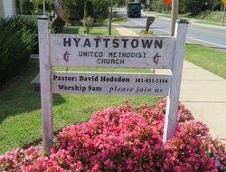 Hyattstown United Methodist Church Cemetery