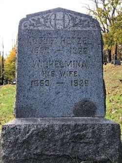 August Frederick Hetzel (1850-1922) - Find A Grave Memorial