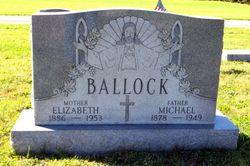 Elizabeth <I>Kalvosky</I> Ballock