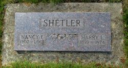 Harry Layton Shetler