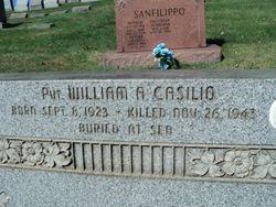 Pvt William A. Casilio