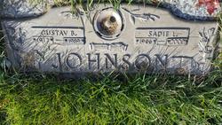 Sadie L. <I>Rogne</I> Johnson