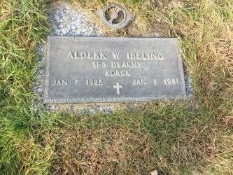 Alderk W. Ibeling