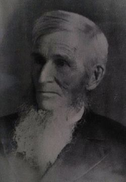 Rev John Hills Woodward Sr.