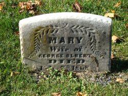 Mary <I>Smaltz</I> Olbert