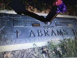 Ruth E <I>Barton</I> Abrams