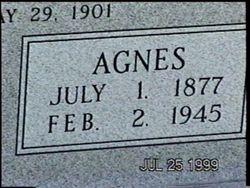 Agnes <I>Dinkel</I> Leiker